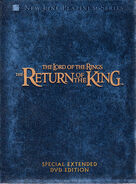 The Return of the King Extended Edition DVD Cover