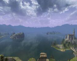 Lake Evendim