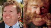 Stephen Hunter alias Bombur
