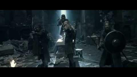 The Lord of the Rings - They have a Cave Troll (HD)
