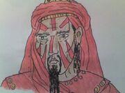 Bemalter Haradrim