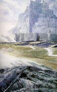 Минас-Тирит во время Войны Кольца
