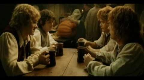 Farewell Song of Merry and Pippin (J.R.R.Tolkien)