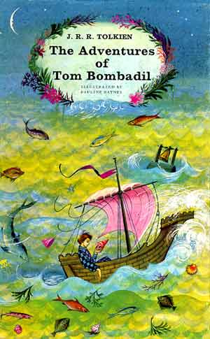 The Adventures of Tom Bombadil cover