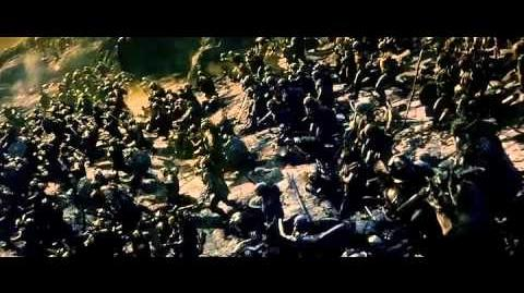 The Battle of the east gate of Moria The battle of azanulbizar The Hobbit