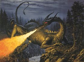 Turin and Glaurung