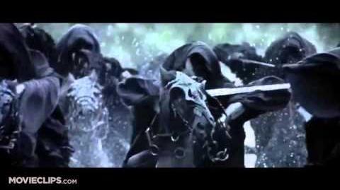 Władca Pierścieni - Drużyna Pierścienia - Zwiastun, Trailer