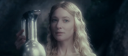 Galadriel with pitcher - FotR
