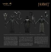 THE HOBBIT- THE BATTLE OF THE FIVE ARMIES - CHRONICLES- THE ART OF WAR — Nazgul 2