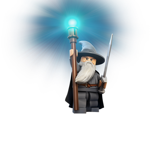 image gandalf lego figurepng the one wiki to rule