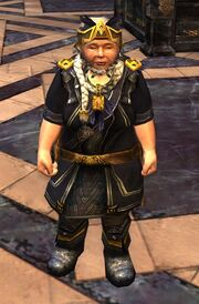 The Lord of the Rings Online - Dís