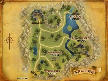 Map - Archet