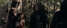 Frodo meets Faramir