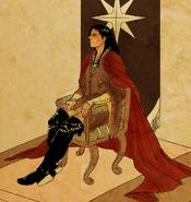 Celebrimbor king by jubah-d62k17b
