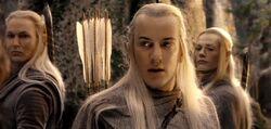 Haldir w elves