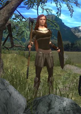 Morwen Character