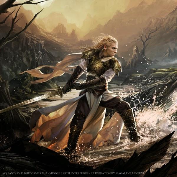 "Dagor Dagorath VS - Gothmog vs. Glorfindel ""For Gondolin!"" - YouTube"