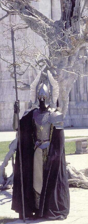herr der ringe gondor
