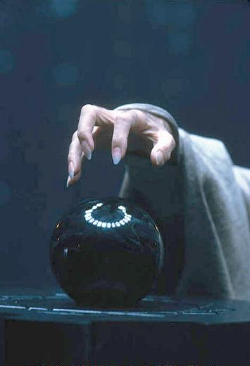Crystal Ball Lord Of The Rings