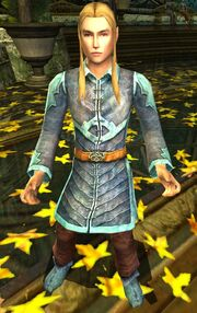 The Lord of the Rings Online - Orophin