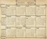 Auenland-Kalender