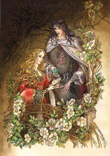 Elessar-Celebrimbor by Amarga