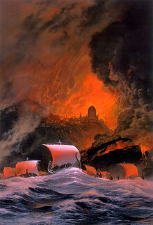 Downfall of Numenor