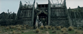 Front-gate of Edoras