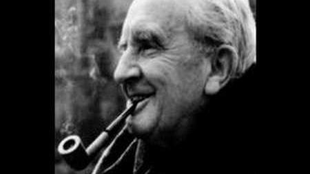 "J.R.R. Tolkien reciting ""Namárië"""