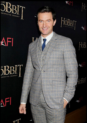 Richard Armitage | The One Wiki to Rule Them All | FANDOM