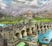 Осгилиат, когда был столицей Гондора