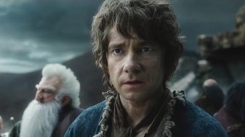 Hobbit Bitwa Pięciu Armii - zwiastun teaser PL