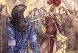 Feanor-Fingolfin-by-Jenny Dolfen - 56b