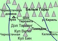 Map Tarlang
