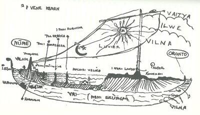 Schiff der Welt