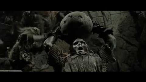 Bitwa w Cirith Ungol - Władca Pierścieni- Powrót Króla