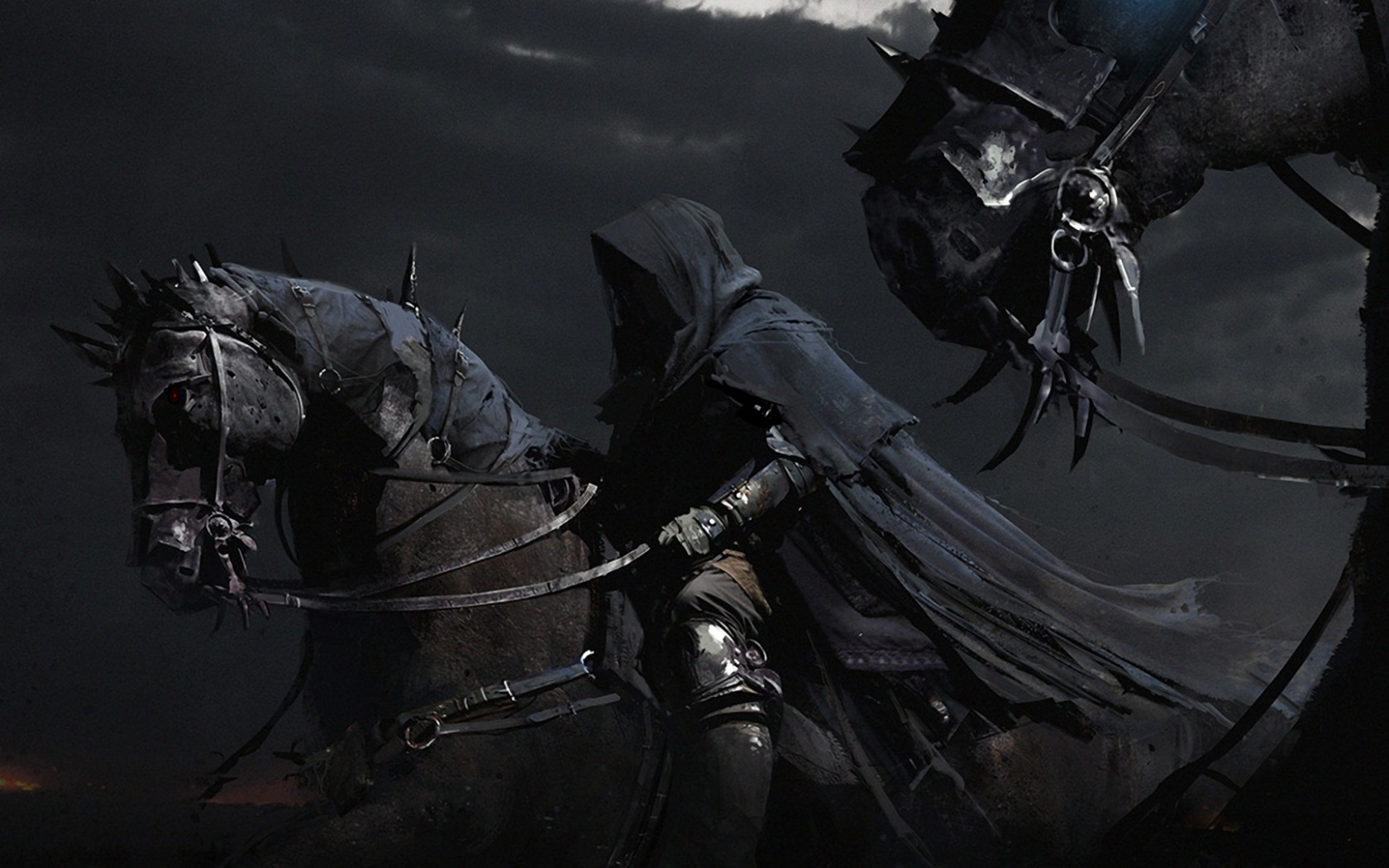 Fantasy art horses nazgul ringwraith lord of the rings online 1920x1080 wallpaper Wallpaper 1680x1050 www.wallmay.net - Copy.jpg