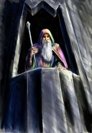 Saruman of many colours by tolmancotton-d2gui4n