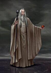 1oshuart - Saruman