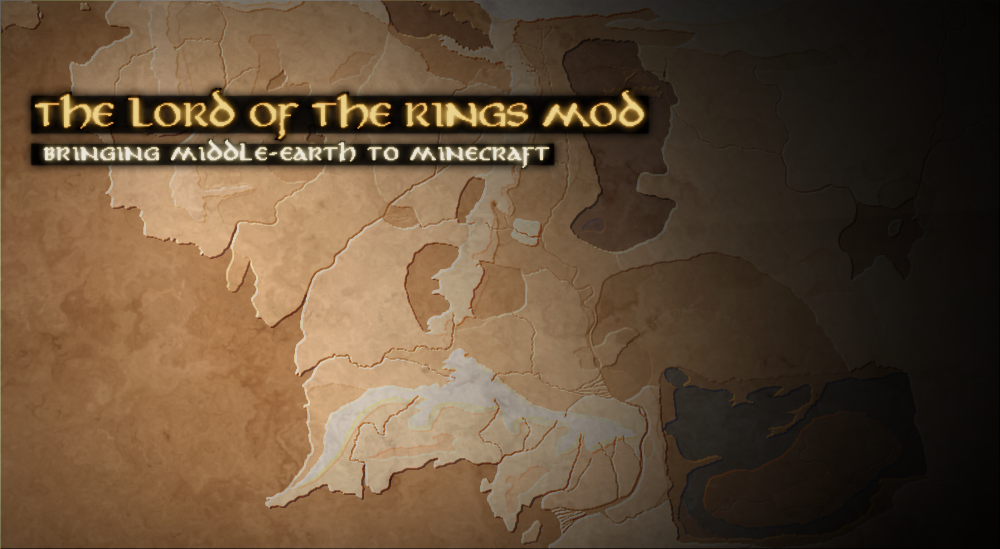 The Lord of the Rings Minecraft mod  The One Wiki to Rule Them