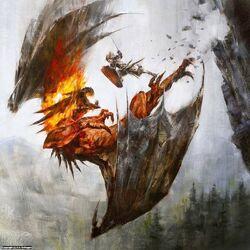 Glorfindel vs Balrog