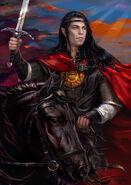 Feanor noldor king by venlian