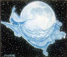 Darryl Elliott - Moon