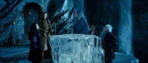 Elrond-Thorin-Gandalf-Bilbo
