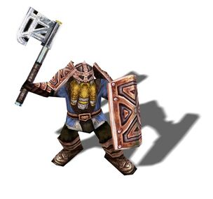 Dwarv guardian