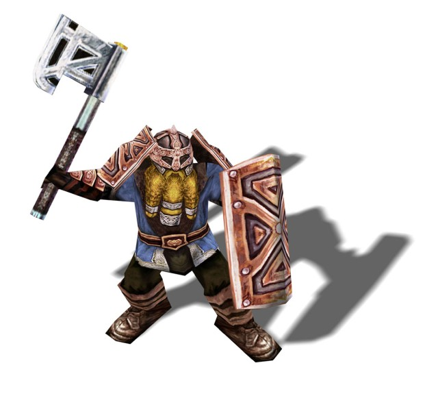 Lord of the rings dwarf hammer
