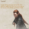 Tauriel - Hero