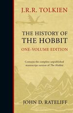 The History of the Hobbit cover