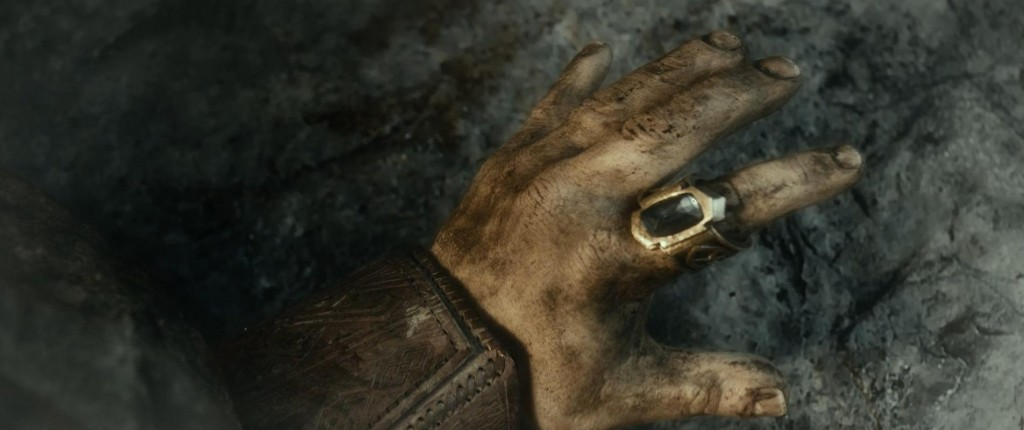 Thrórs Ring Der Herr Der Ringe Wiki Fandom Powered By Wikia