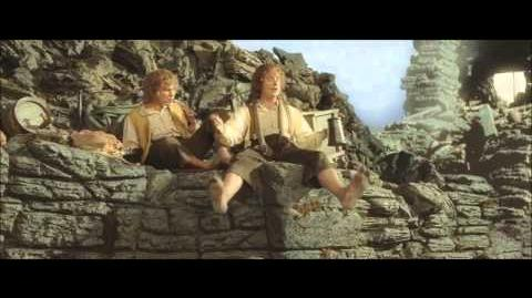 Władca Pierścieni - Witam Panów w Isengardzie! (HD)